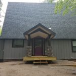son t inc entry gable & steps