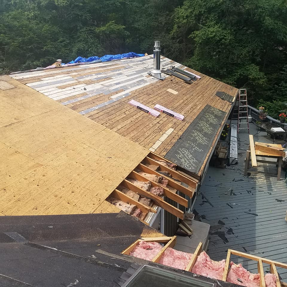 Storm Damage Roof Repair